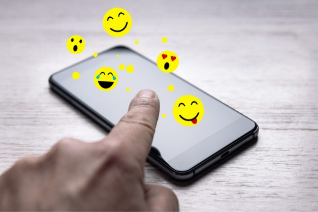 Emojis in devices